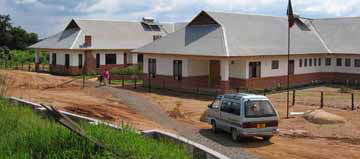 New Classrooms for the Amano Christian School